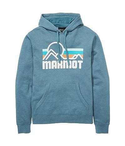Marmot Coastal Hoodie (Stargazer Heather) Men
