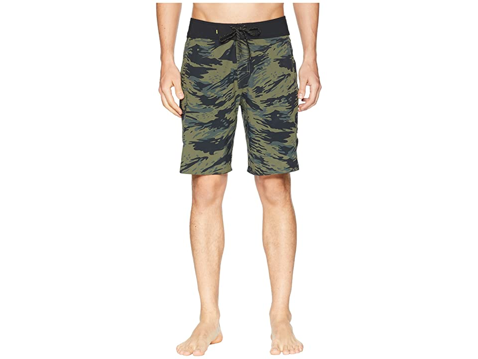 Quiksilver Waterman Chummer Boardshorts (Beetle) Men