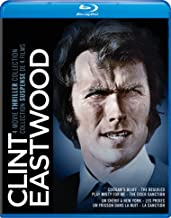 Clint Eastwood 4-Movie Thriller Collection: Coogan's Bluff / The Beguiled / Play Misty For Me / The Eiger Sanction [Blu-ra...
