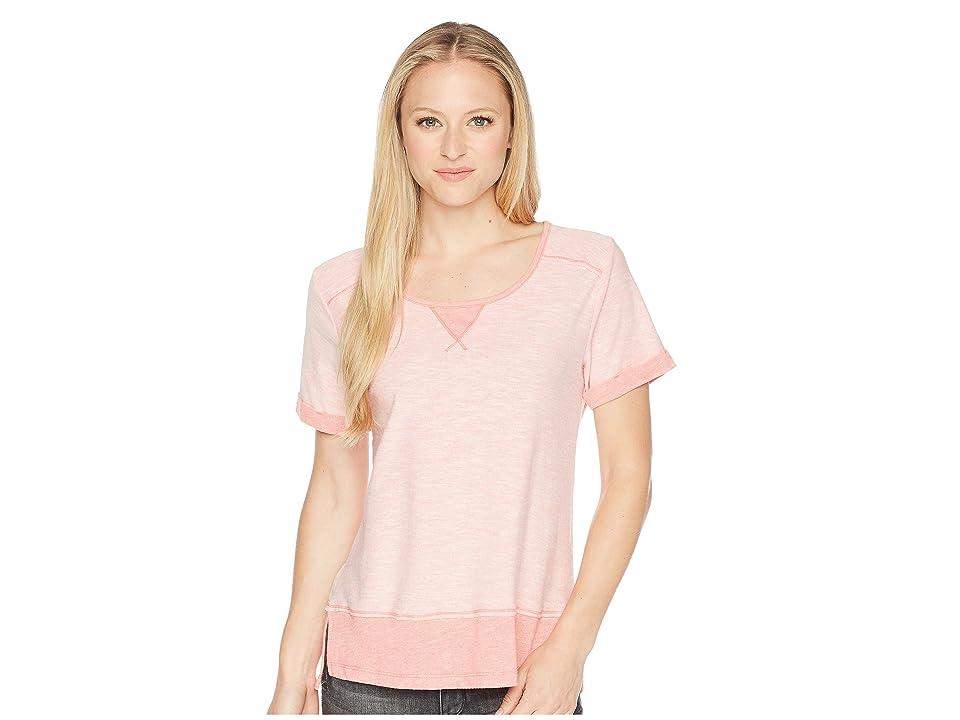 Columbia Easygoing Lite Tee (Blush Pink) Women