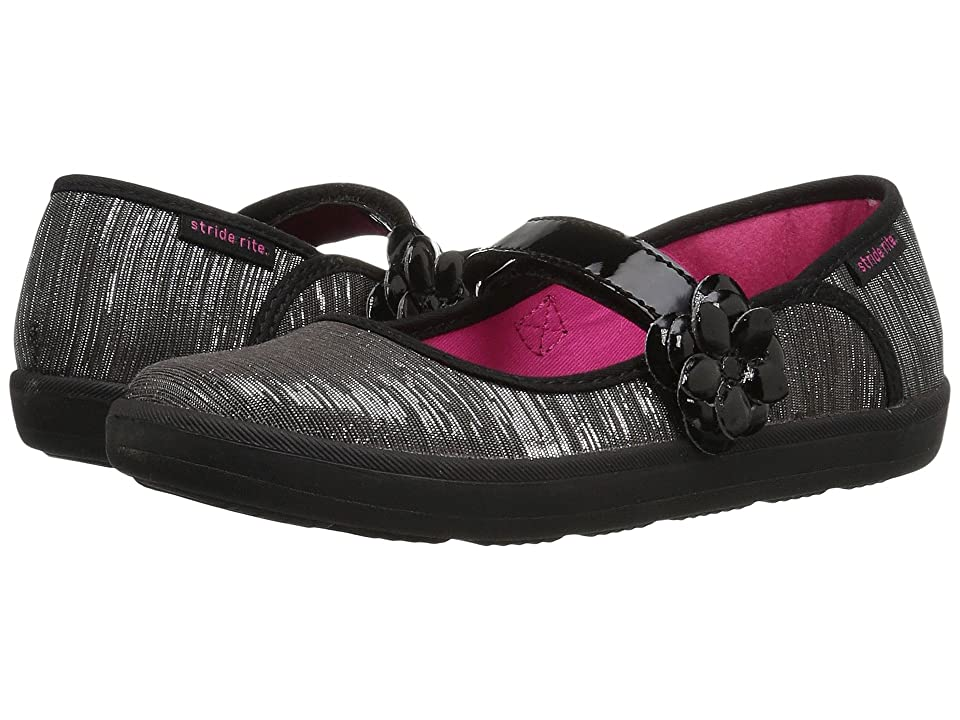 Stride Rite Marleigh (Toddler/Little Kid) (Black) Girl