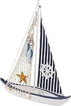 WEIHUIMEI 1 Unidad de Soportes para Tarjetas de Barco de Vela Plateada para Decoraci/ón de Boda o Fiesta