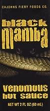 Black Mamba Hot Sauce by CaJohn's