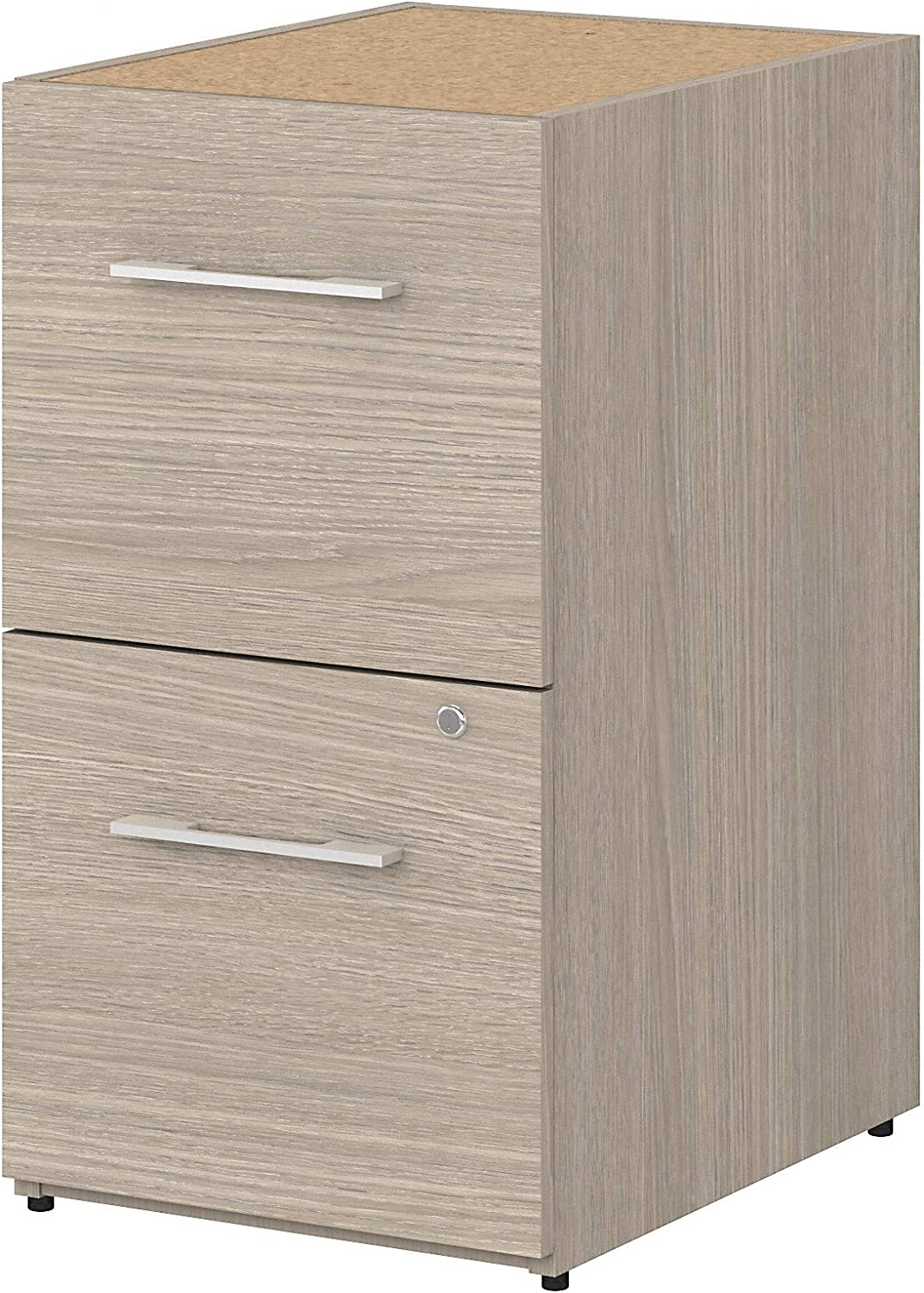 Bush Business Furniture Office 500 Max 54% OFF 2 File Easy-to-use Drawer Cabinet-Assembl
