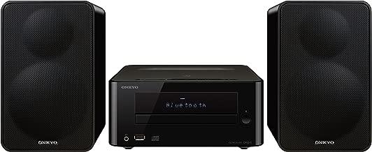 Onkyo CS-265 Home Audio System CD Hi-Fi Mini Stereo System with Bluetooth – Black
