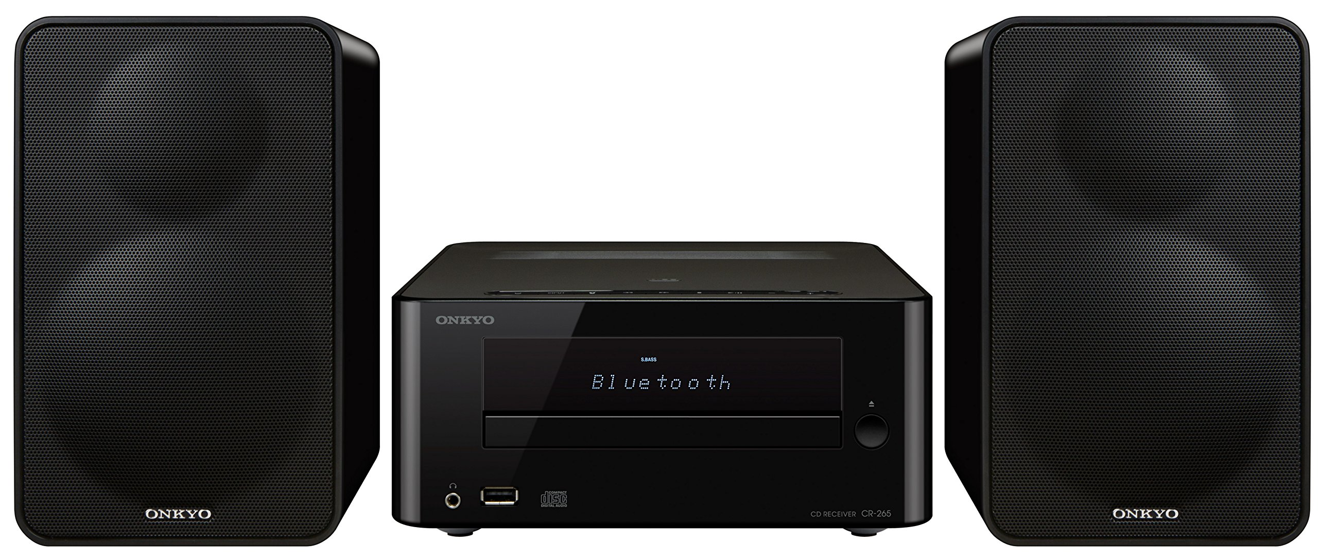 Onkyo CS 265 Hi Fi System Bluetooth