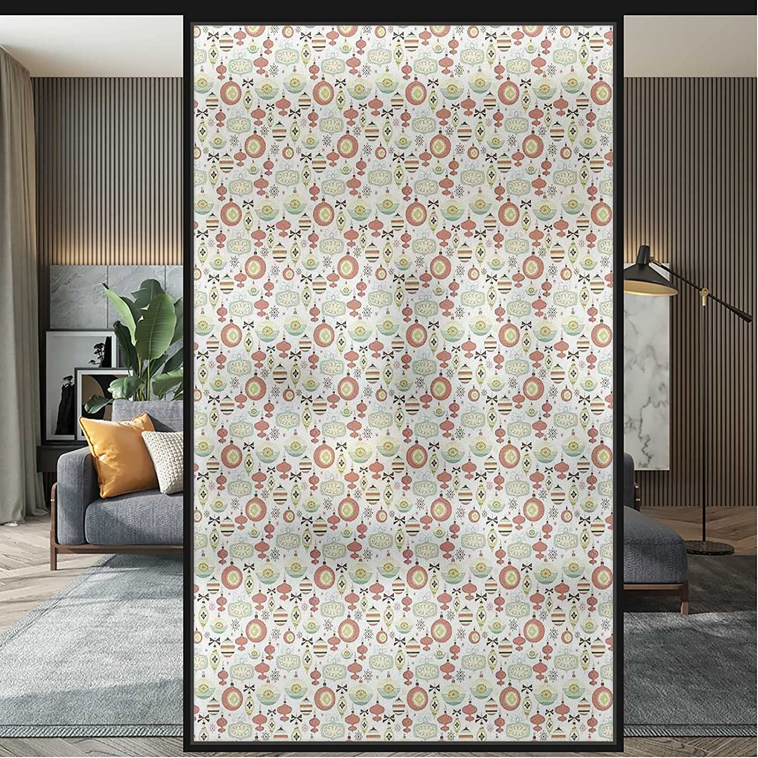 Cheap bargain Privacy Glass Brand Cheap Sale Venue Window Films Balls Doodle Covering Hanging