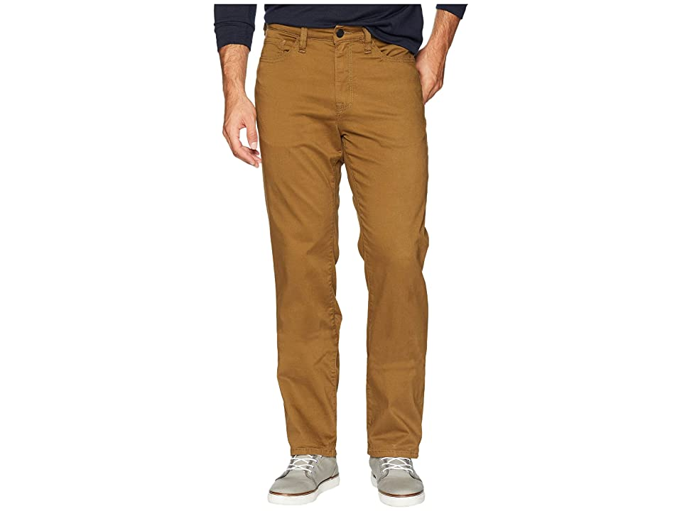 Image of 34 Heritage Charisma Relaxed Fit in Earth Twill (Earth Twill) Men's Jeans