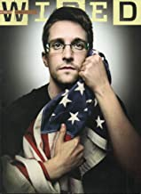 WIRED 2014 BRAND NEW UNREAD MAGAZINE IN ORIGINAL PLASTIC WRAPPER Toxic Hunger: Portable Plant For Eating Up Chemical Weapons MOST WANTED MAN IN THE WORLD: UNTOLD STORY OF EDWARD SNOWDEN Travis Knight