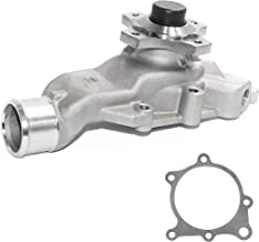 Tecoom AW7164 Professional Water Pump with Gasket Assembly for Grand Cherokee Wrangler 4.0L