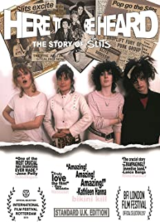 Here To Be Heard: The Story Of The Slits (Standard UK Edition) [DVD]