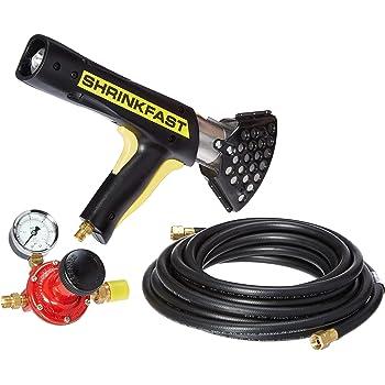 Amazon Com Dr Shrink Shrinkfast 998 Heat Gun Tool Black Yellow Automotive