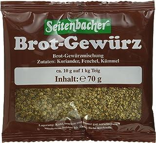 Seitenbacher Brotgewürz, 70 g