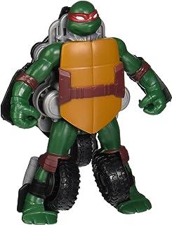 Teenage Mutant Ninja Turtles Figure to Vehicle- Raphael to Stealth Cycle