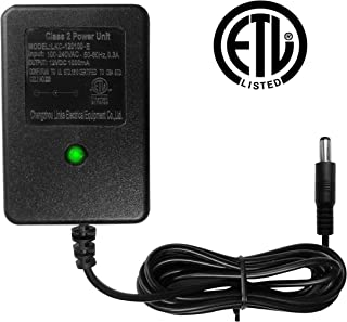 FLHFULIHUA 12 Volt Battery Charger, 12V Kids Ride On Charger for Best Choice Products Powered Wheels Universal Charger Battery Power Supplies Compatible Ride On Car
