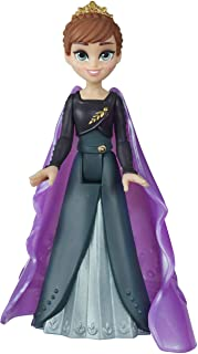 Frozen Disney Queen Anna Small Doll with Removable Cape Inspired 2 Movie, Toy for Kids 3 and Up
