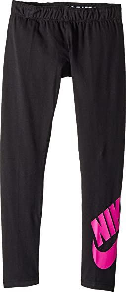 Nike Kids - Sportswear Leg-A-See Tight (Little Kids/Big Kids)