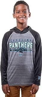 Ultra Game NFL Boy's Super Soft Active Pullover Hoodie Sweatshirt
