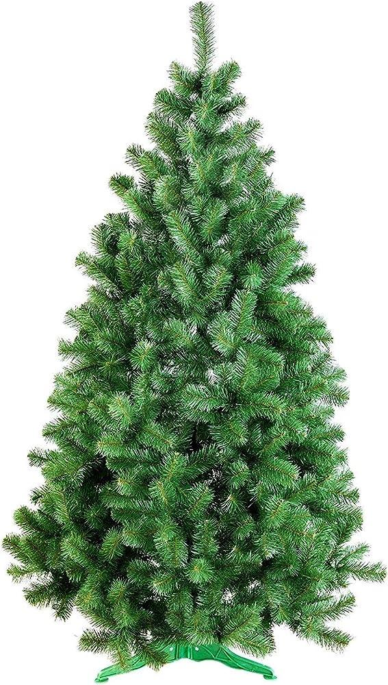 decoking albero di natale 250 cm artificiale abete di decorazione cs-250