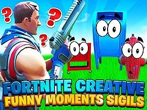 Clip: Fortnite Creative Funny Moments (Sigils)