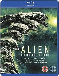 Alien 1-6 Boxset BD [Reino Unido] [Blu-ray]