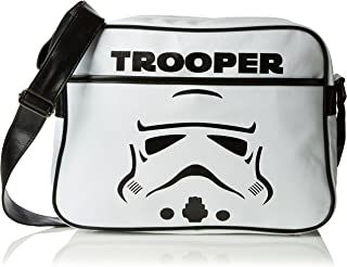 Star Wars Storm Trooper Messenger Bag (White)