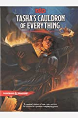 Tasha's Cauldron of Everything (D&D Rules Expansion) (Dungeons & Dragons) Hardcover