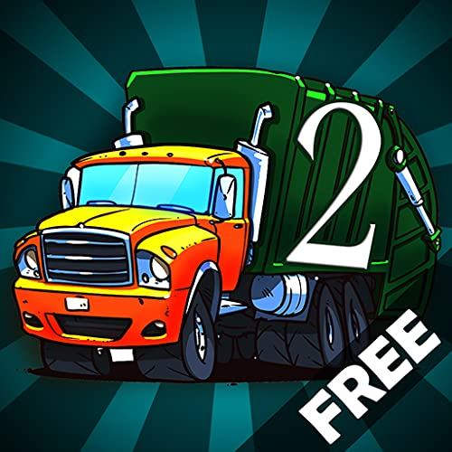 City Garbage Truck Disposal Night Shift : The Crazy Race to Clean the Town - Free Edition