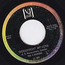 "45vinylrecord Stay/Goodnight My Love (7""/45 rpm)"
