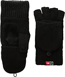 International Collection Backflip Knit Mitt