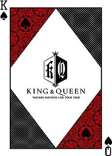 "Wataru Hatano LIVE Tour 2018 ""LIVE KING & QUEEN"" Live DVD"