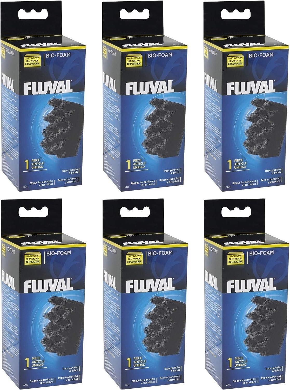 Hagen Fluval 106 206 BioFoam (6 Pack)