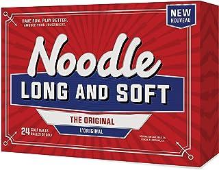 توپ های گلف طولانی و نرم TaylorMade Noodle