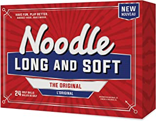 Noodle Long & Soft Golf Balls