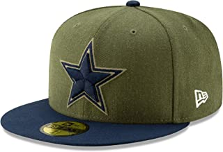 Best dallas cowboys new era salute to service 59fifty cap Reviews