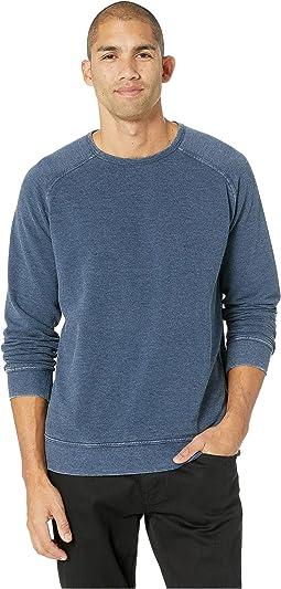 Venice Burnout Crew Neck Sweatshirt