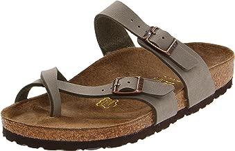 Best birkenstock women's mayari birkibuc sandal Reviews