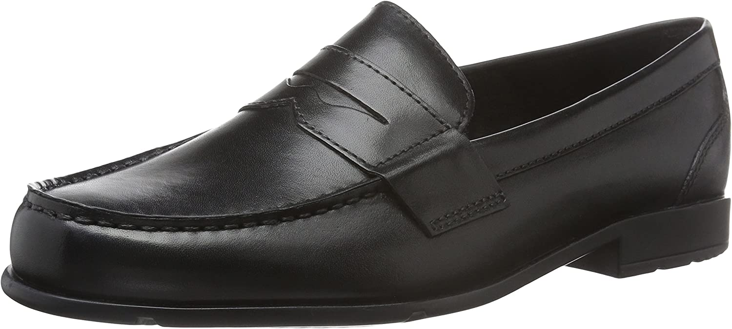 Rockport Men's Classic Loafer Lite Penny Moccasins