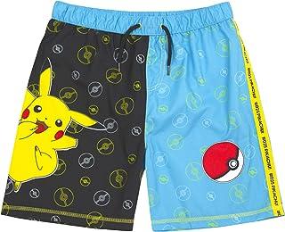 Pokémon Zwembroek Jongens Pikachu Zwembroek Trunks Kids & Teens