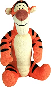 Disney Collectible 8-inch Beanbag Plush, Tigger, Amazon Exclusive, by Just Play