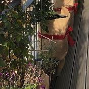 natur Sack-Leinen zum N/ähen Dekorieren im Haus TOLKO 1m Jute Stoff Meterware Mittel grob Pflanzenschutz///Überwinterung im Garten 10cm breit 100/% Bio und /Öko Rustikal Robust Natur Braun