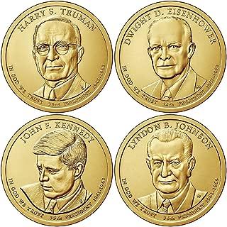 2015 presidential dollar set