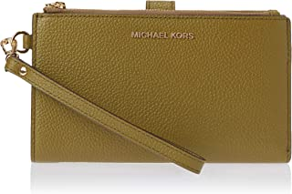 Michael Kors Womens 34f9gafw4l Double Zip Wristlet Double Zip Wristlet