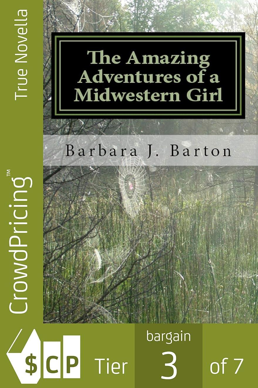障害者雪だるまを作るキャンバスThe Amazing Adventures of a Midwestern Girl (English Edition)