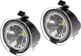Dorman 926-107 Mirror Puddle Lamp for Select Ford/Lincoln/Mercury Models, 2 Pack (OE FIX)