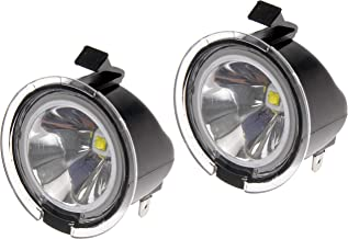 Dorman 926-107 Mirror Puddle Lamp for Select Ford / Lincoln / Mercury Models, Pack of 2