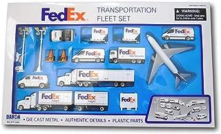 FedEx Transportation Fleet Set