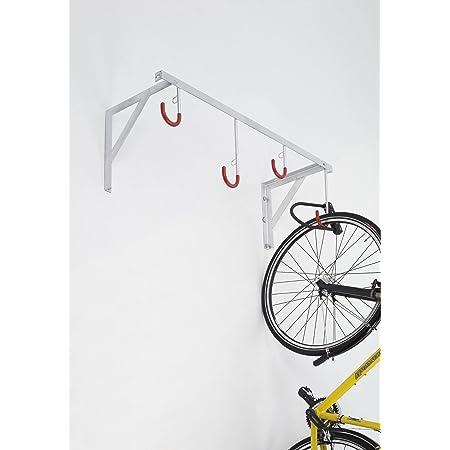für sechs Fahrräder Fahrrad-Reihen-Hängeparker 3806 für die Deckenmontage