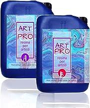 Art Pro Resin, transparant, hoge zichtbaarheid, 8 kg, 793579985198