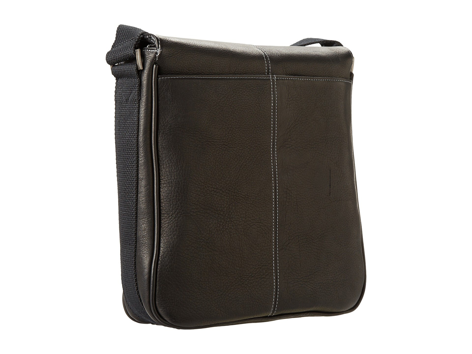 Leather Reaction Cole Vertical Columbian Case Tablet Kenneth Black Flapover n1SHq
